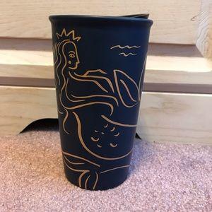 Starbucks Siren Anniversary 2017 Ceramic Hot Cup